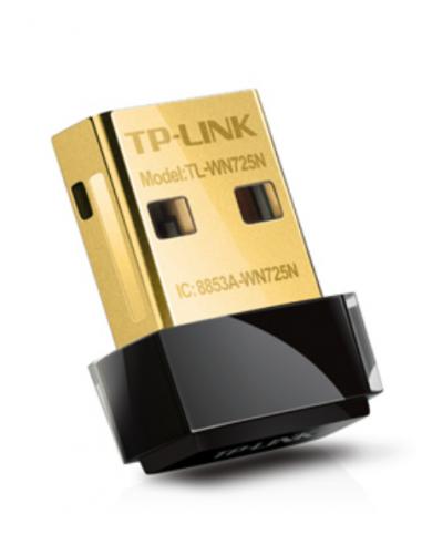 Adaptador Wifi Nano USB 150Mbps...